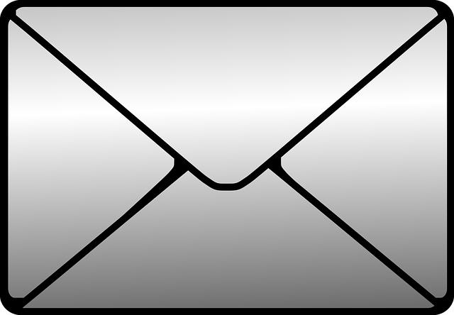 poštovní dopis