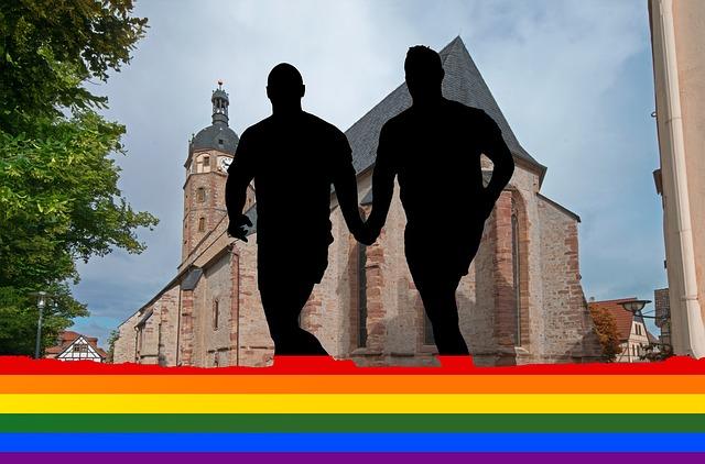 Láska mezi homosexuály