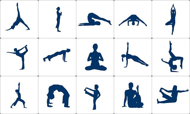 jóga pozice