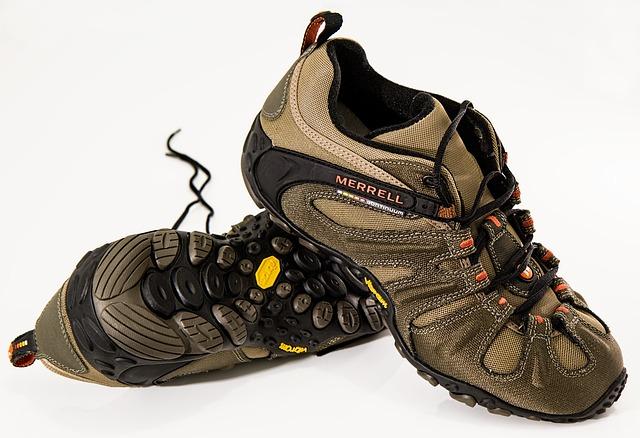 turistické boty